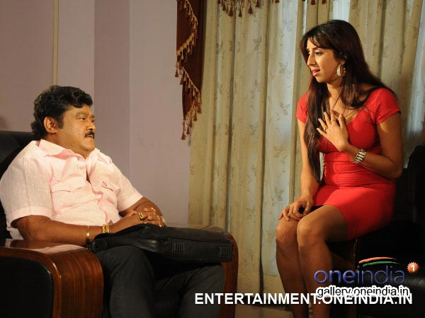 Jaggesh Surprised To See Sanjjanaa's Reaction