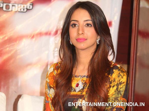 Sanjjanaa Was Shocked