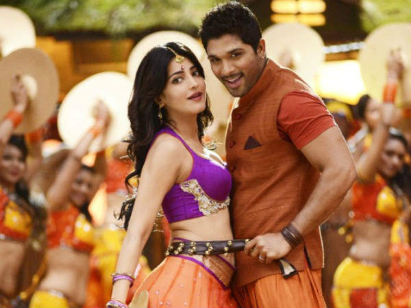 Race Gurram - $ 1 Million Mark