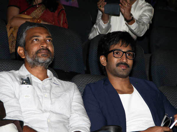 Aadhi With Rajamouli