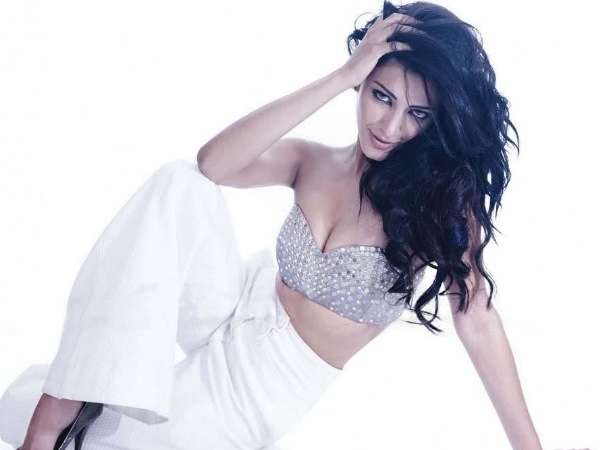Shruti Hassan Has Been Approached