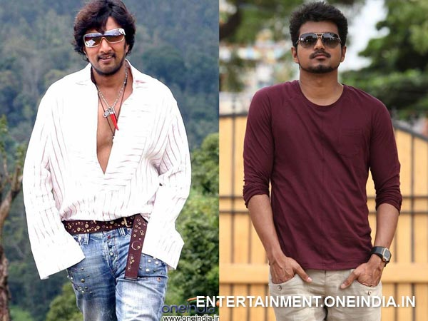 Sudeep Stucked With Many Projects In Sandalwood