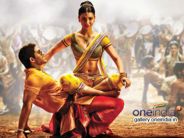 Race Gurram - First Week Collection