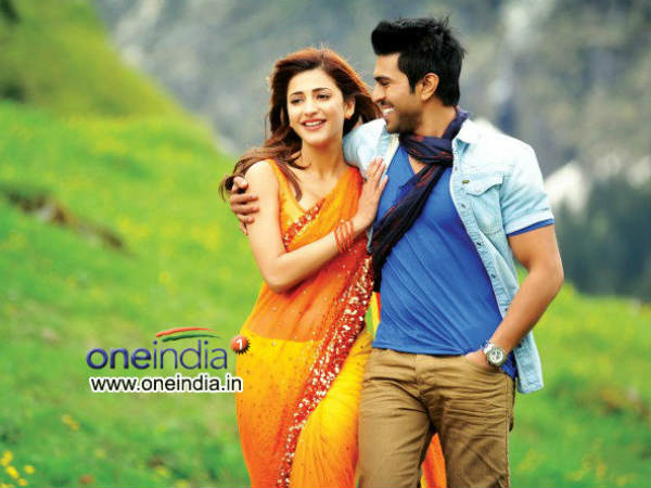 Yevadu - First Week Collection