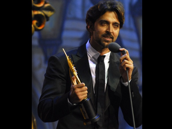 Best Actor: Hrithik Roshan