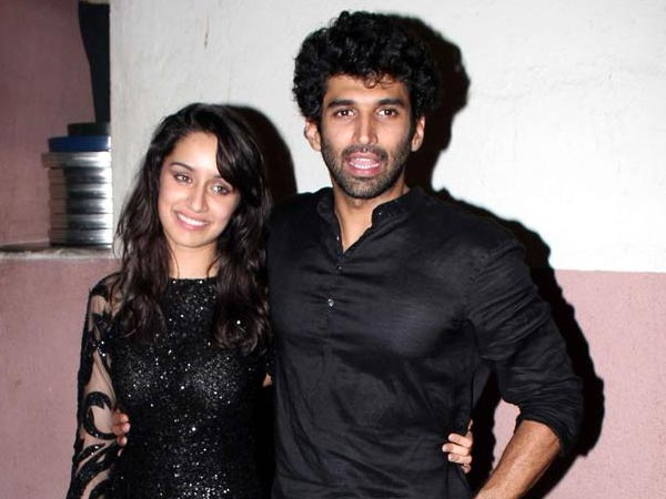 Aditya Roy Kapoor and Shraddha Kapoor