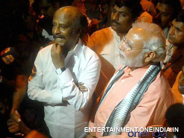 Rajinikanth Fans To Support BJP