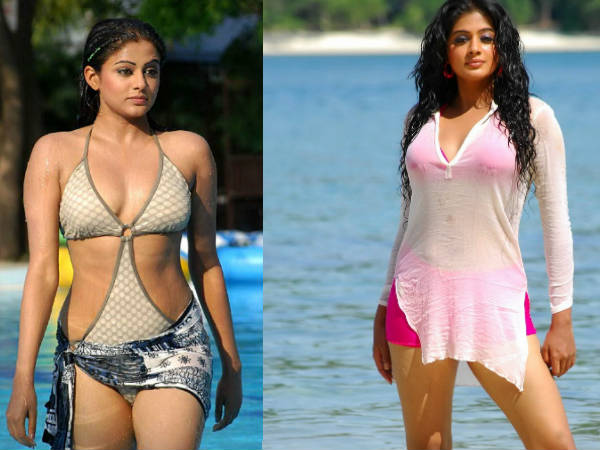 Compilation of Telugu Actresses in BIKINI Costume