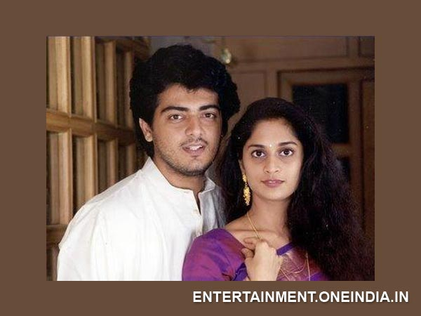 Rare And Unseen Picture Of Ajith-Shalini – Photo 1
