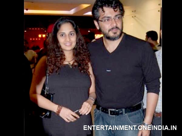 Rare And Unseen Picture Of Ajith-Shalini – Photo 2