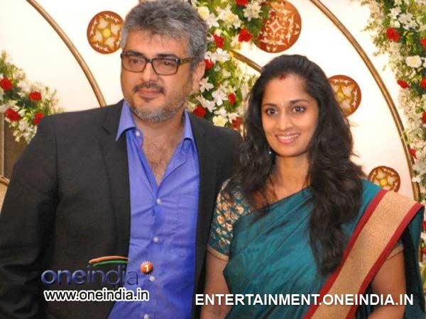 Rare And Unseen Picture Of Ajith-Shalini – Photo 3