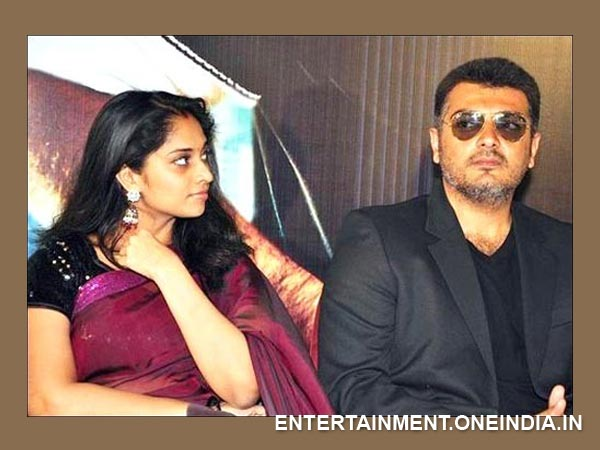 Rare And Unseen Picture Of Ajith-Shalini – Photo 5