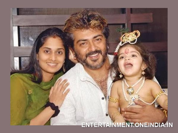 Rare And Unseen Picture Of Ajith-Shalini – Photo 6