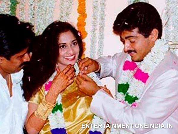 Rare And Unseen Picture Of Ajith-Shalini – Photo 7