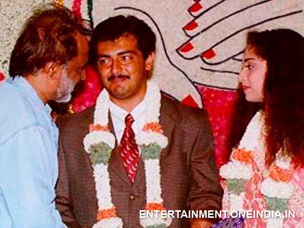 Rare And Unseen Picture Of Ajith-Shalini – Photo 8