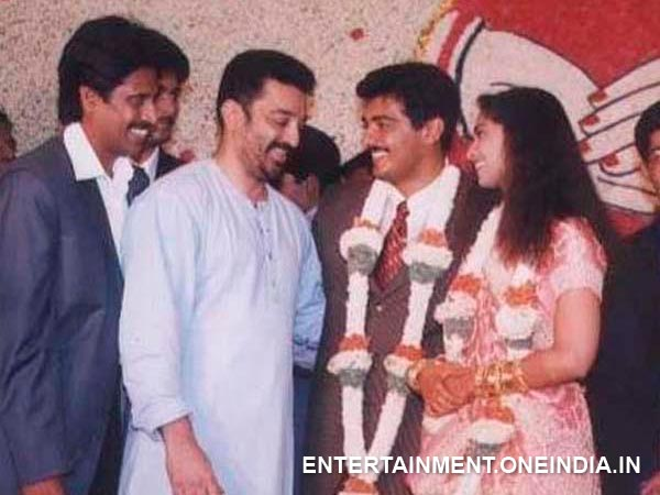 Rare And Unseen Picture Of Ajith-Shalini – Photo 9