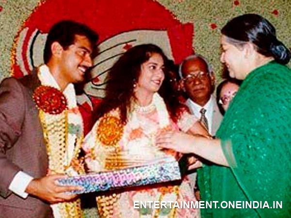 Rare And Unseen Picture Of Ajith Shalini Photo 10