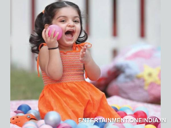 Rare And Unseen Picture Of Ajith-Shalini's Daughter Anoushka – Photo 13