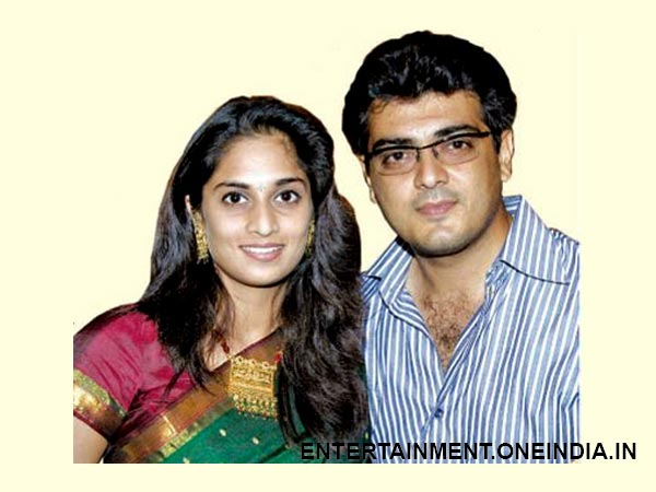 Rare And Unseen Picture Of Ajith-Shalini – Photo 15