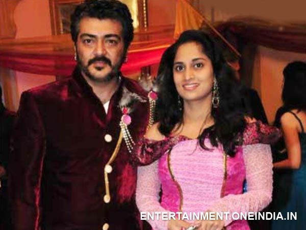 Rare And Unseen Picture Of Ajith-Shalini – Photo 17