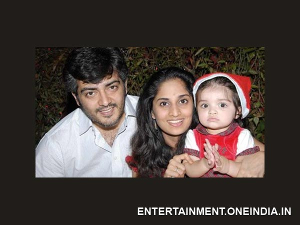 Rare And Unseen Picture Of Ajith-Shalini – Photo 19