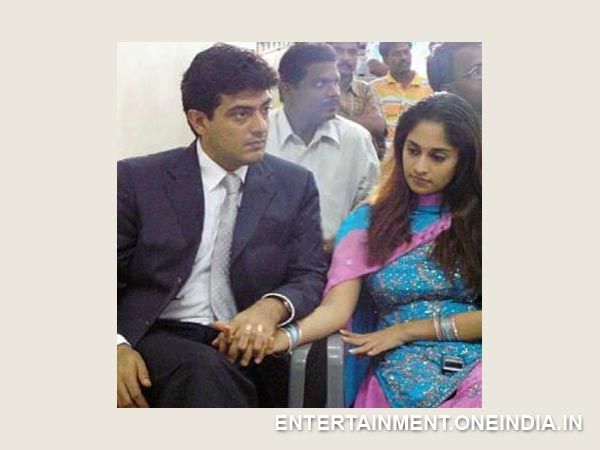 Rare And Unseen Picture Of Ajith-Shalini – Photo 20