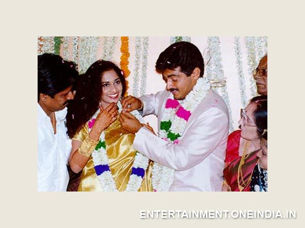 Rare And Unseen Picture Of Ajith-Shalini – Photo 21