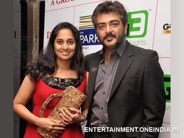 Rare And Unseen Picture Of Ajith-Shalini – Photo 22