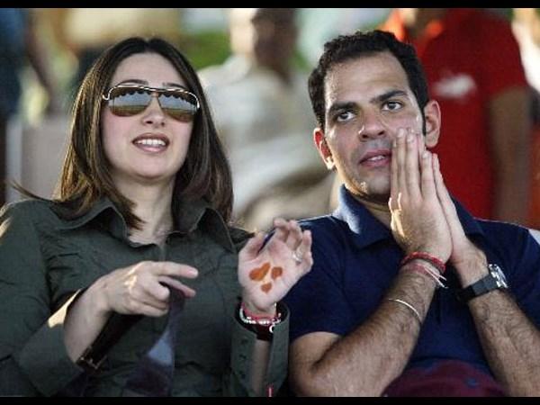 Thadani and anil natasha sippy Raveena Tandon