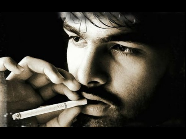 Ram Smoking On Screen