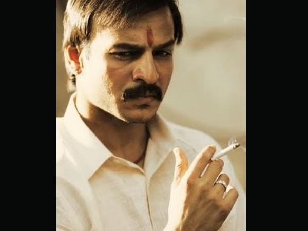 Vivek Oberoi Smoking On Screen