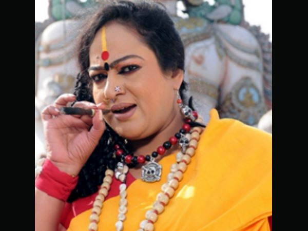 Nalini Smoking On Screen