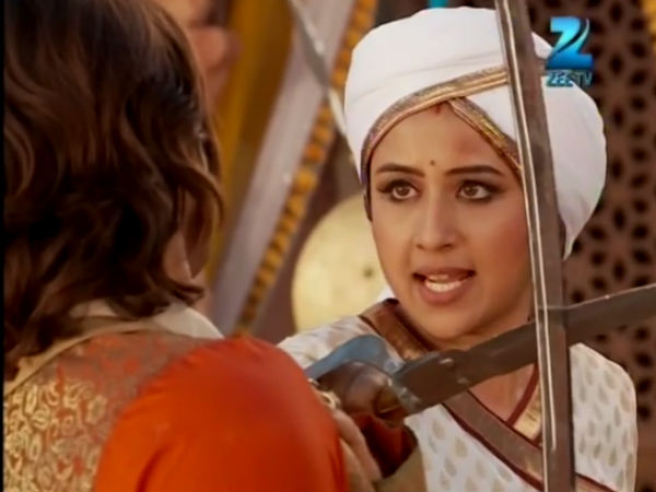 Jodha's Fight