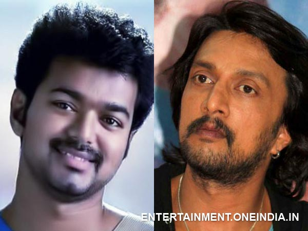 Sudeep And Vijay Is The Perfect Match