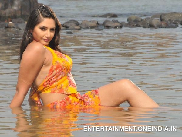 Ramya Hot In Bikini