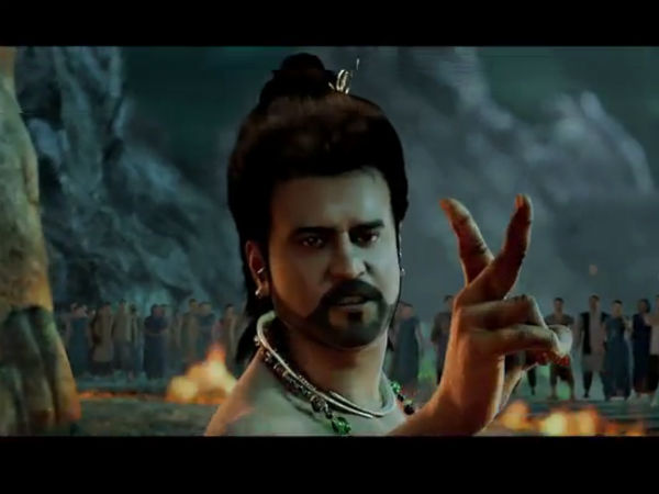 Watch Rajinikanth's Thandava Dance In Kochadaiiyaan