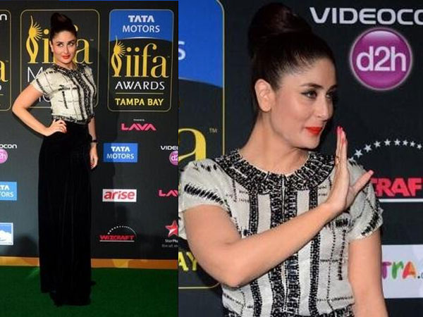 Kareena Kapoor At IIFA Awards 2014