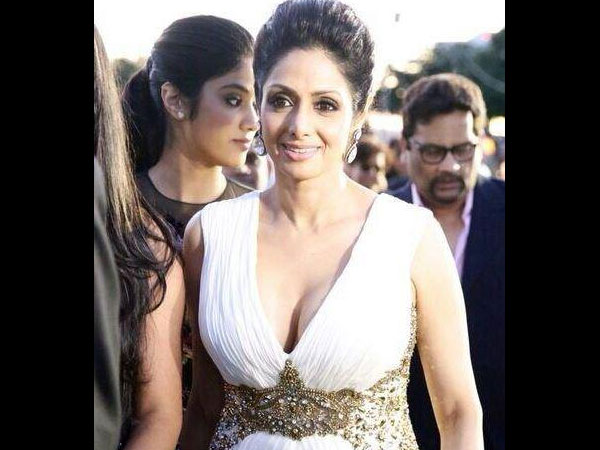 Sridevi At IIFA Awards 2014