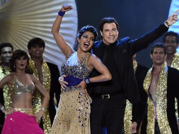 Priyanka Chopra Makes John Travolta Dance!
