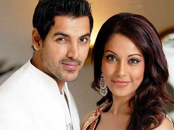 Bipasha and John Abraham