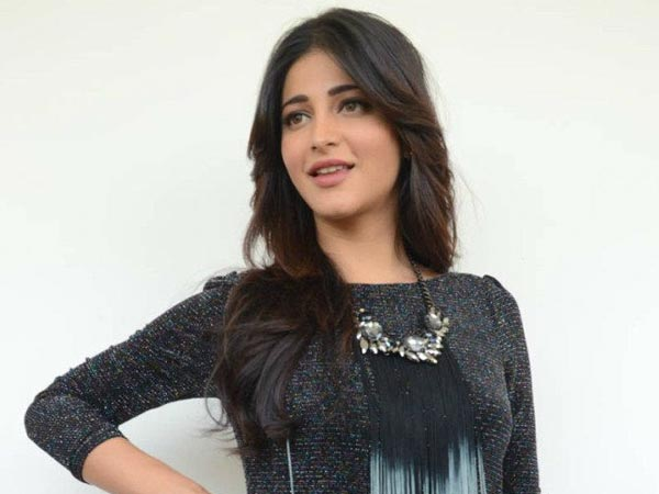 Shruti Hassan In Telugu Movies
