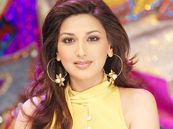 Sonali Bendre In Telugu Movies