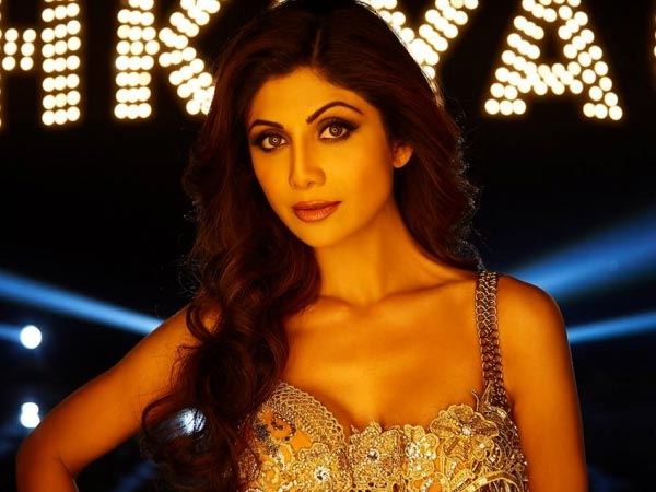 Shilpa Shetty In Telugu Movies