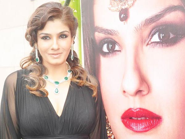 Raveena Tandon In Telugu Movies