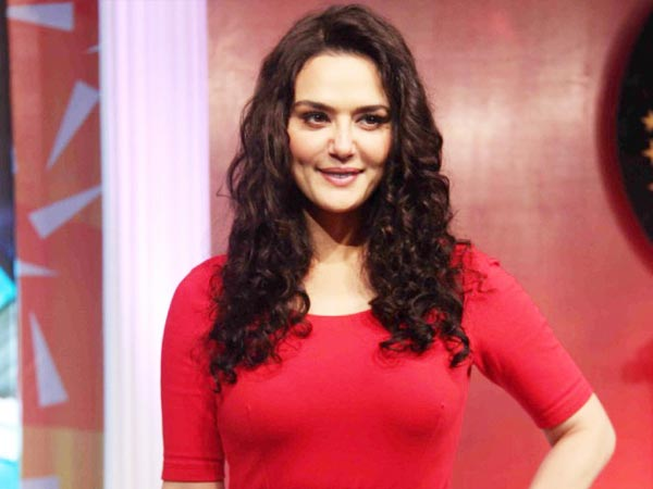 Preity Zinta In Telugu Movies