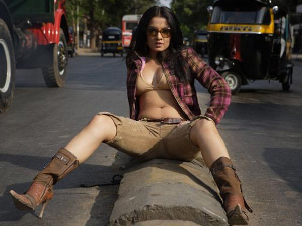 Celina Jaitley In Telugu Movies