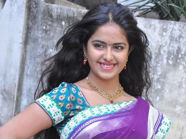 Avika Gor In Telugu Movies