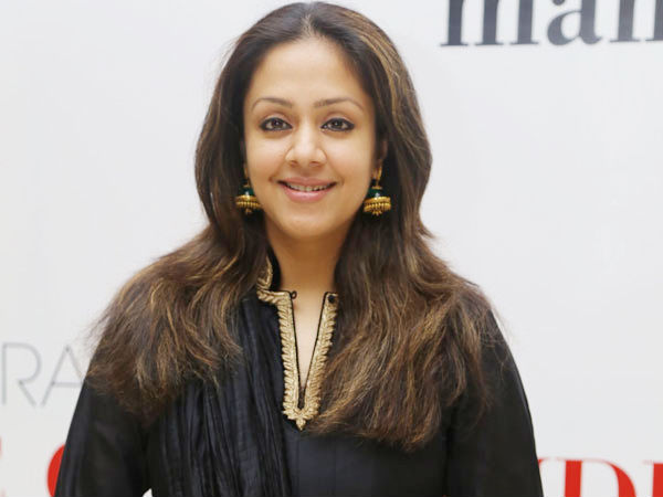 Jyothika To Return In Lead Role