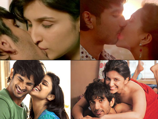 Bold n Sensuous Scenes Of 2013 Bollywood Movies