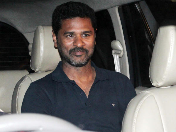 Prabhu Deva's Surprise Holiday Plan For Sons Spoilt
